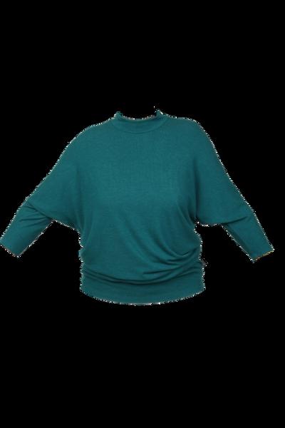 Image of Unni sweater / tunic petrol