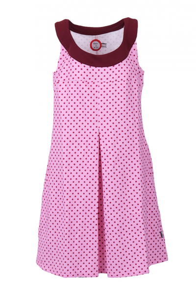 Image of Selma pink and red