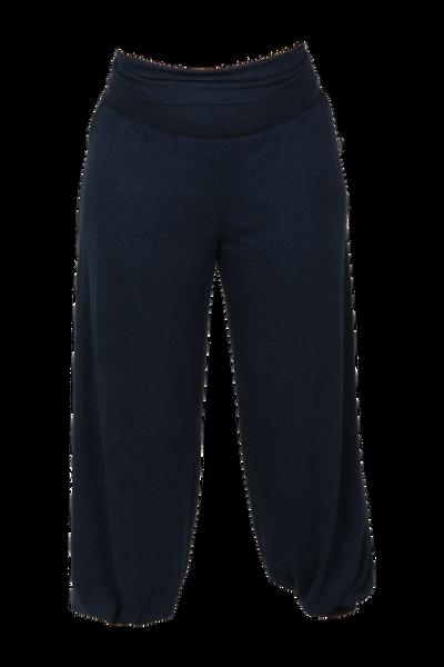 Image of Kristiane blue baggy trouser