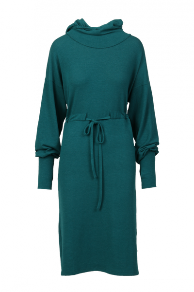 Image of Miriam soft hoodiedress