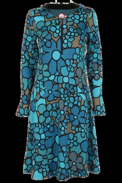 Image of Tir blue dress
