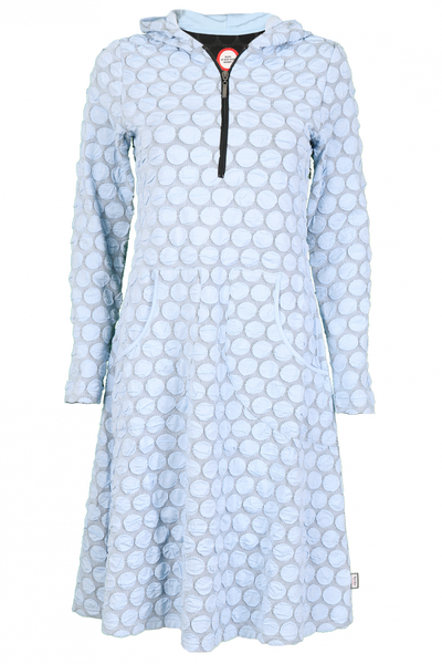 Image of Lotta pastell blue dress from