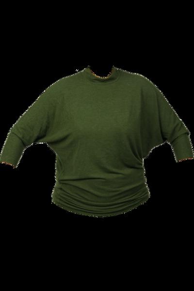 Image of Unni sweater / tunic green