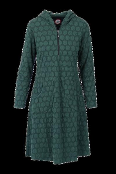 Image of Lotta jungle green dress