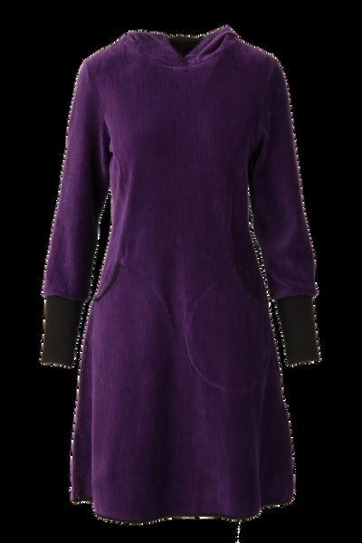 Image of Kjerstin purple  hoodiedress