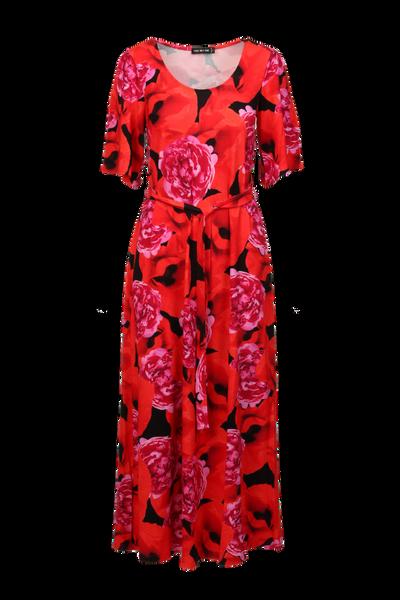 Image of Papaver & peon dress D55
