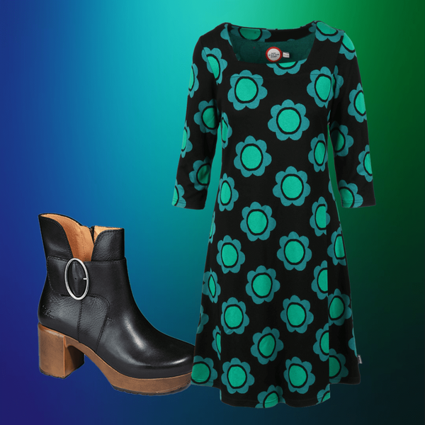 Image of Liva green shop the look
