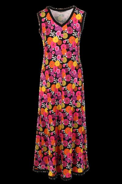 Image of Multiflower power maxi dress