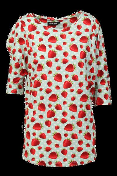 Image of Strawberry Sweatter Design 8