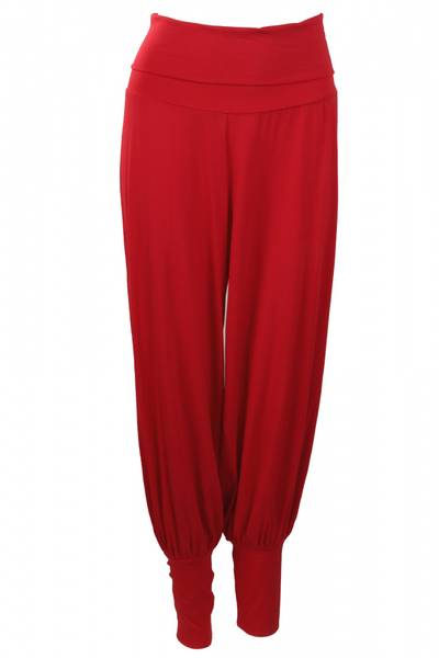 Image of Red baggy pants Molly from