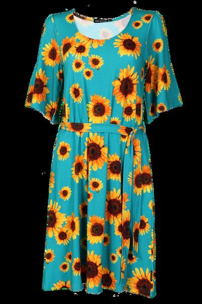 Image of Sunflower dress D54