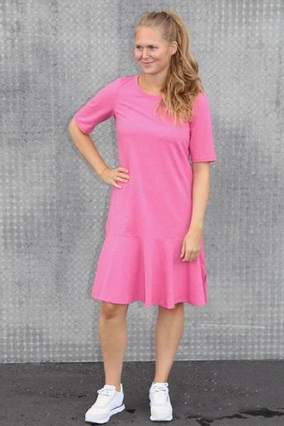Image of Ditte fuchsia dress