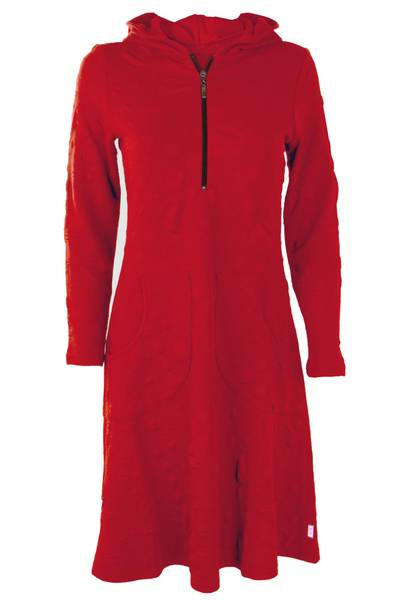 Image of Ina Red dress