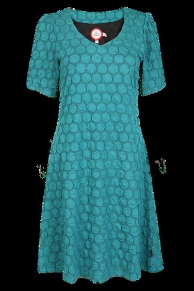 Image of Sanne Ocean green dress