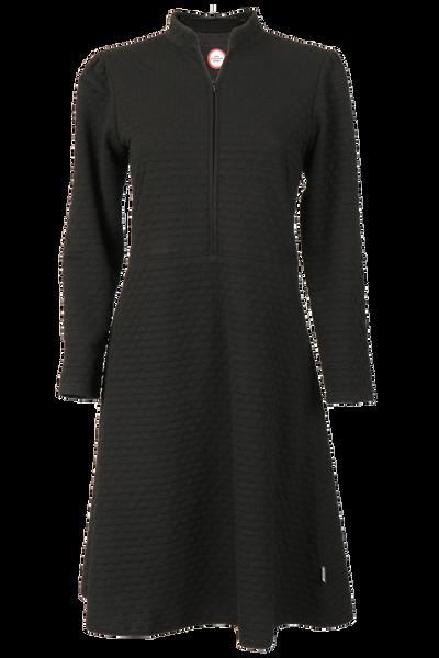 Image of Kate black elegant dress