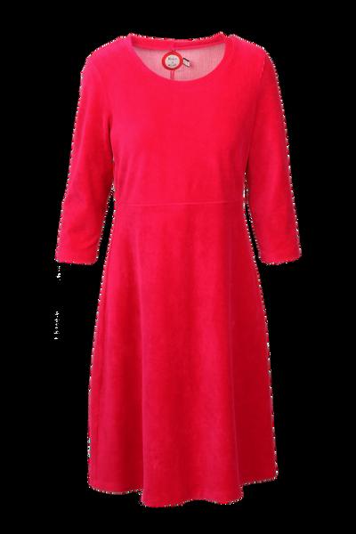 Image of Elli dress babycord pink