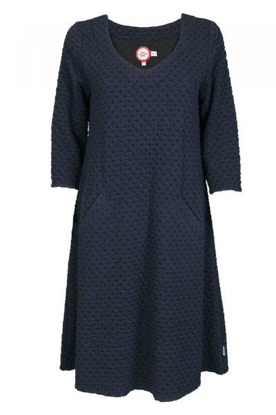 Image of Melinda blue dress