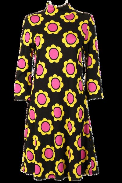 Image of Gudrun black yellow pink