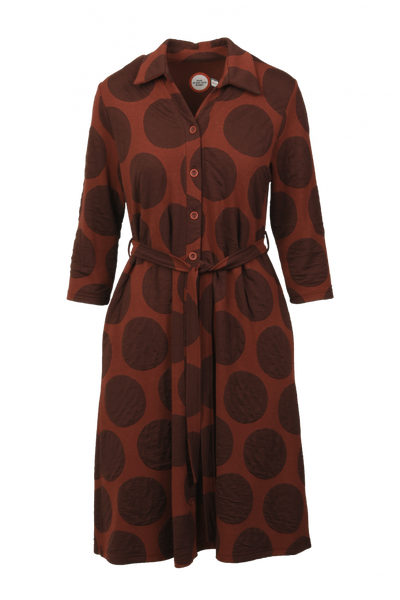 Image of Leila ginger dress