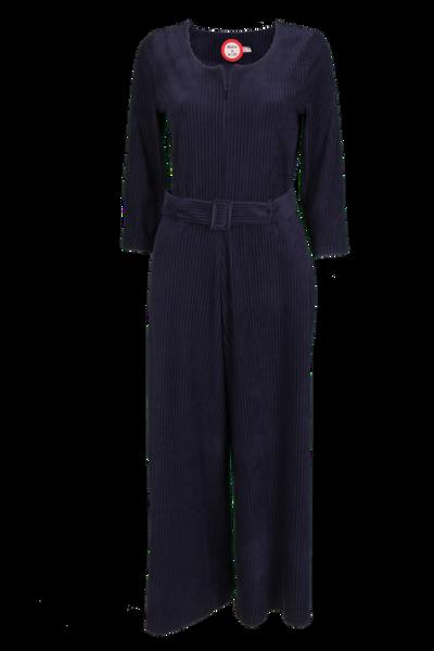 Image of Eveline blue jumpsuit