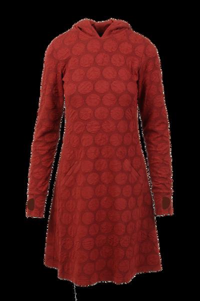 Image of Jannike ginger hoodiedress