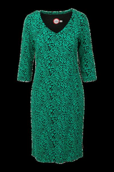 Image of Vanja green dress