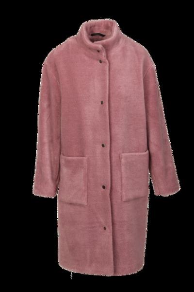 Image of Urszula coat pink