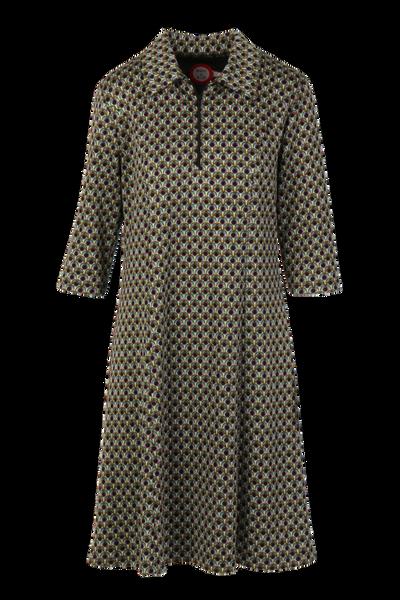 Image of Lydia retro dress