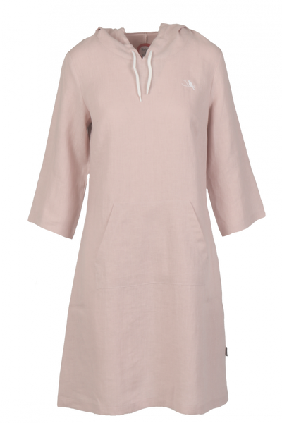 Image of Ragna Sporty pink linnendress