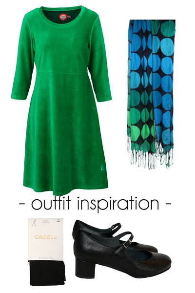 Image of Outfit Elli green