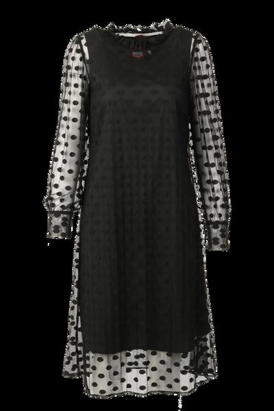 Image of Maud black dress