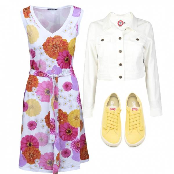 Image of Outfit Flower Power D 86