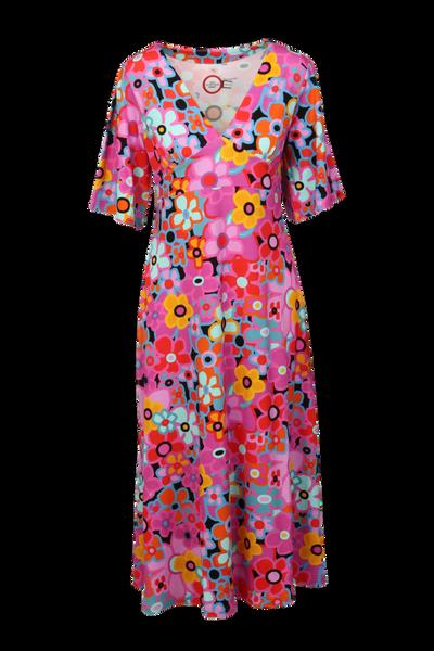 Image of Ariel multicolor dress