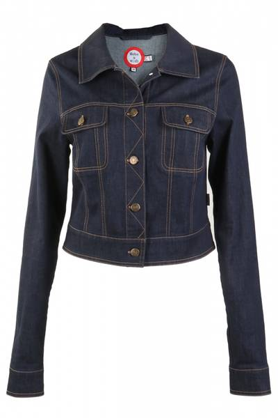 Image of Blue classic jeans jacket