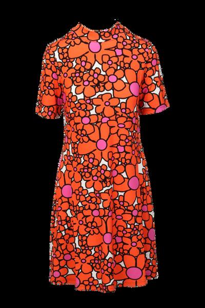 Image of Rachel orange dress