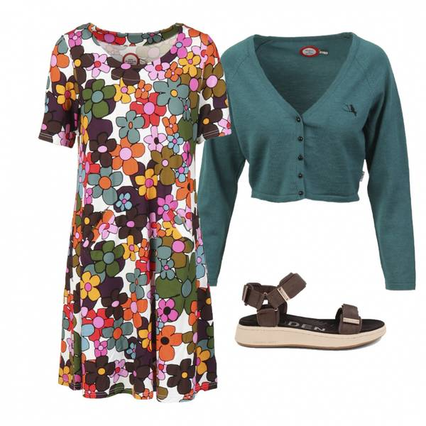 Image of Outfit Erle multicolor