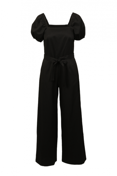 Image of Peggy lovely black jumpsuit