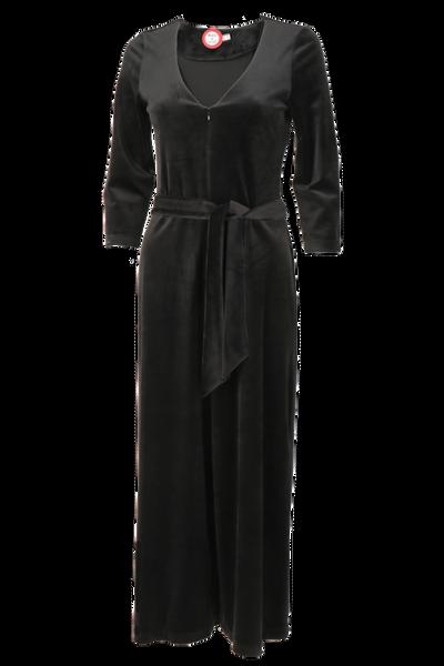 Image of Vanessa black jumpsuit