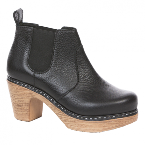 Image of Doris black boots
