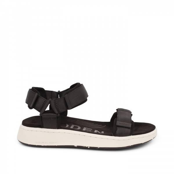 Image of Black sandal