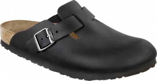 Image of Black Birkenstock sandal
