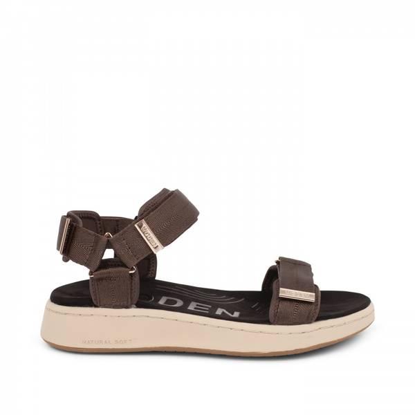 Image of Brown sandal