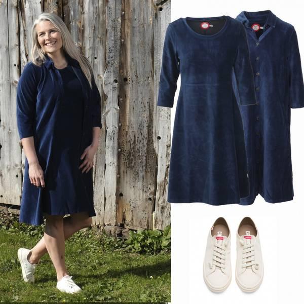 Image of Elli + Silje dress blue +