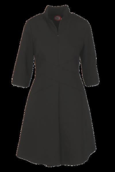 Image of Lola black elegant dress