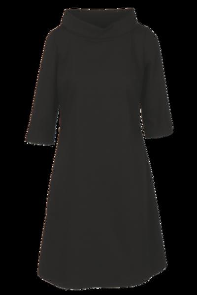 Image of Pippa black dress