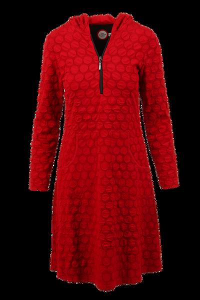 Image of Lotta Red dress