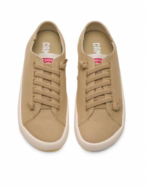 Image of Beige Camper sneakers Peu