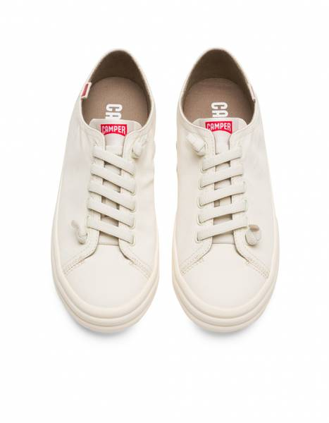 Image of White Camper sneakers Hoops