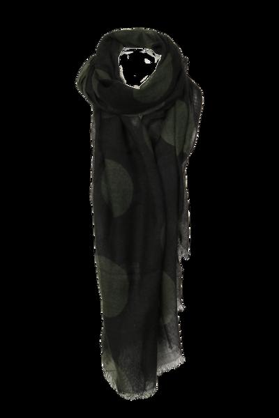 Image of Tulla wool silk scarf in