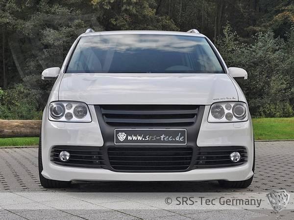 Bilde av Front bumper G5-R32 Style fog light, VW Touran Caddy